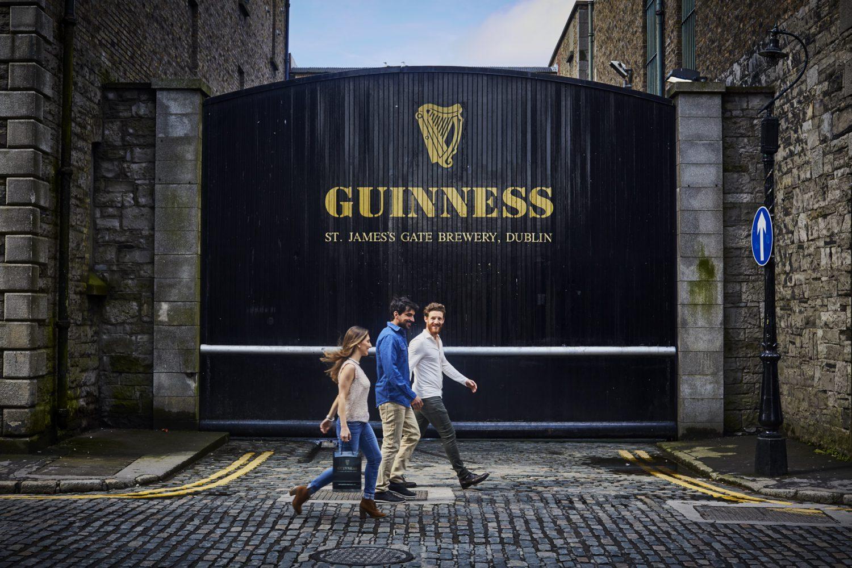Prenotare visita Guinness Dublino