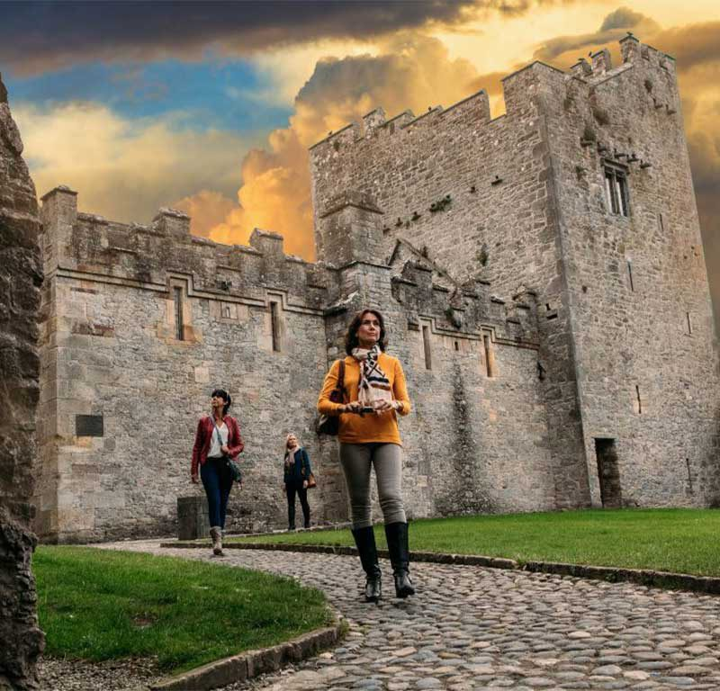 Tour da Dublino a Blarney Castle e Co.Cork