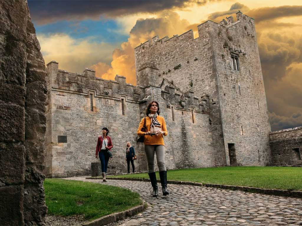 Tour da Dublino a Blarney Castle e Co.Cork