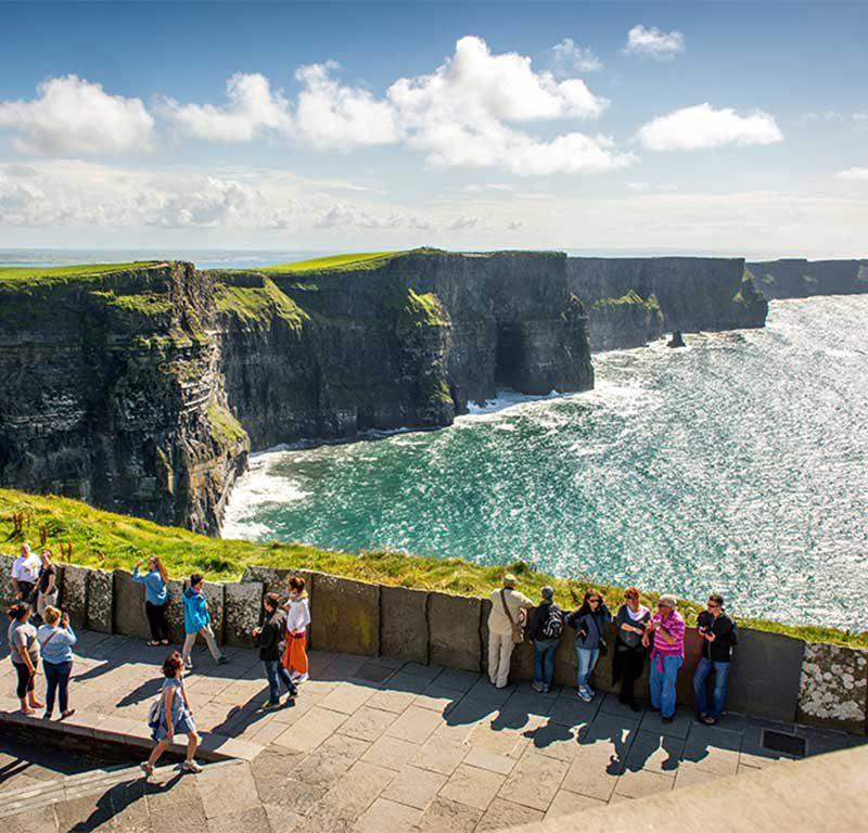 Tour da Dublino alle Cliffs of Moher