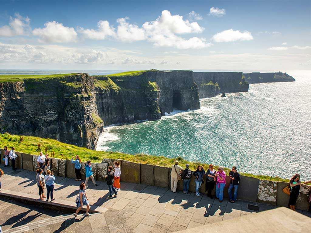 Tour da Dublino alle Cliffs of Moher
