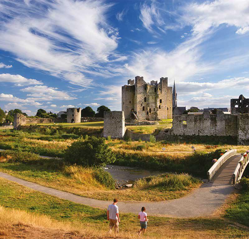 Tour da Dublino del Trim Castle e Hill of Tara