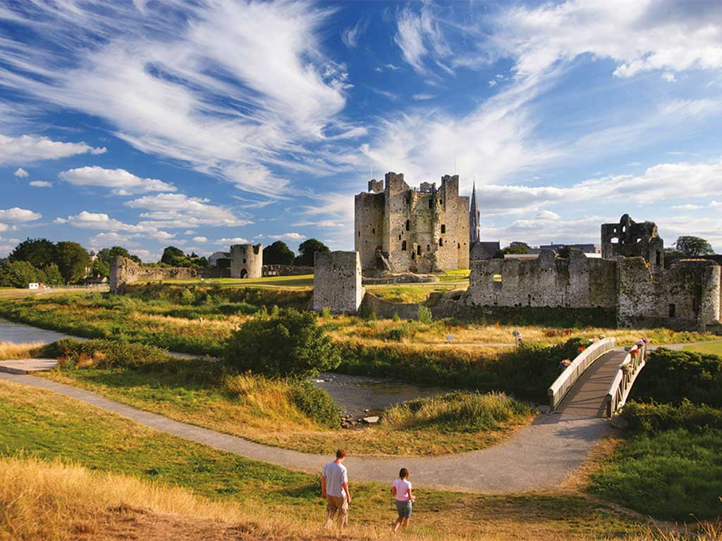 Tour da Dublino del Trim Castle e Hill of Tara