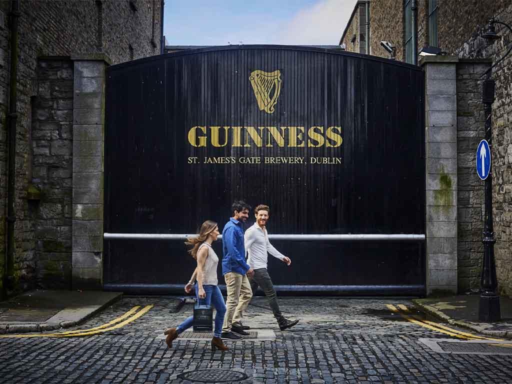 Visita Museo Guinness Dublino
