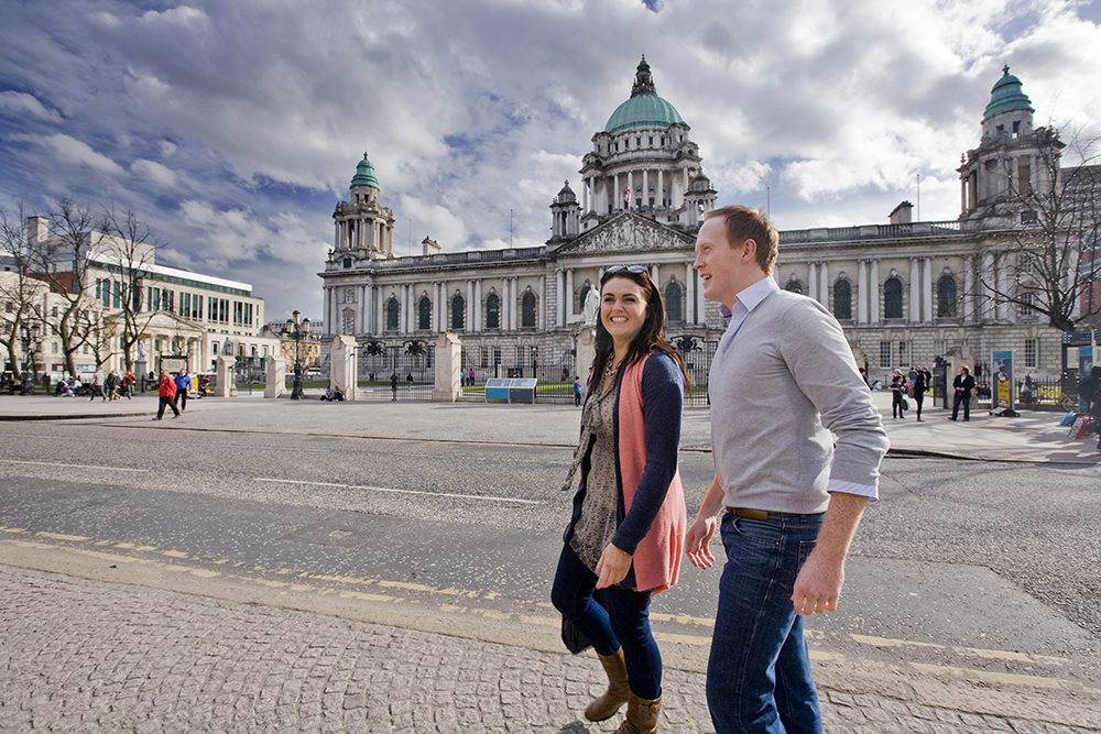 Tour da Dublino del Museo del Titanic e Belfast