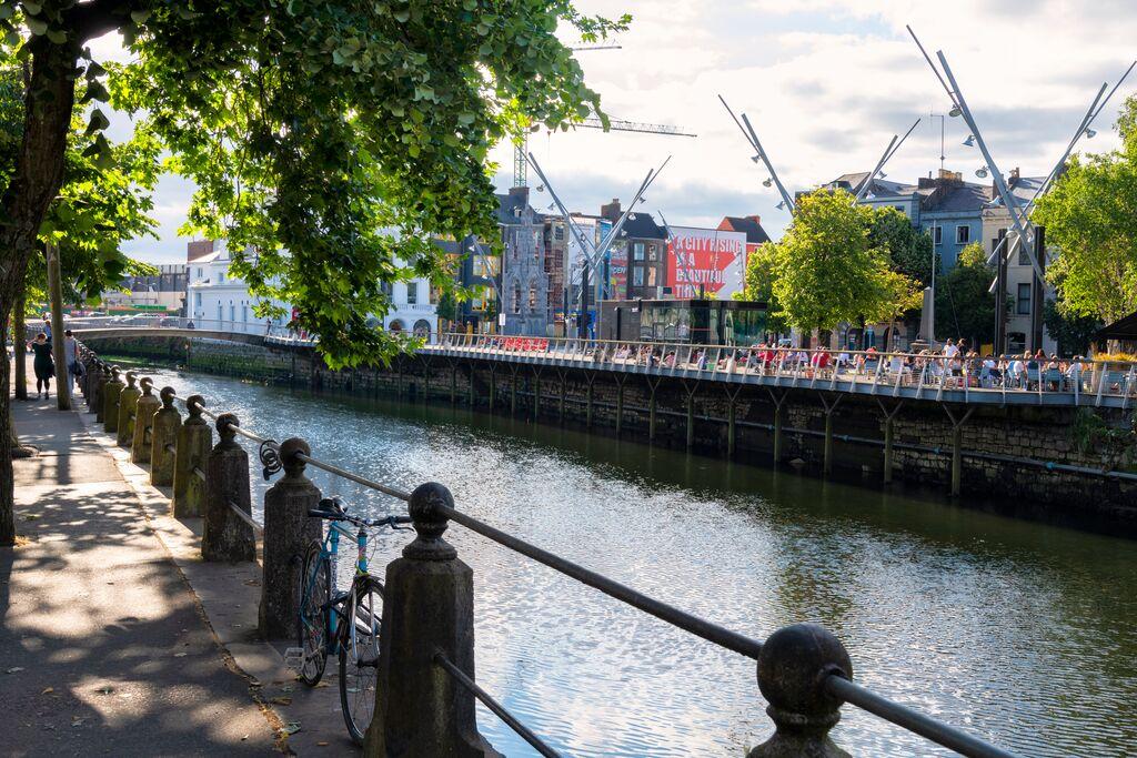 Escursione da Dublino, di 4 Giorni, verso la Costa Atlantica