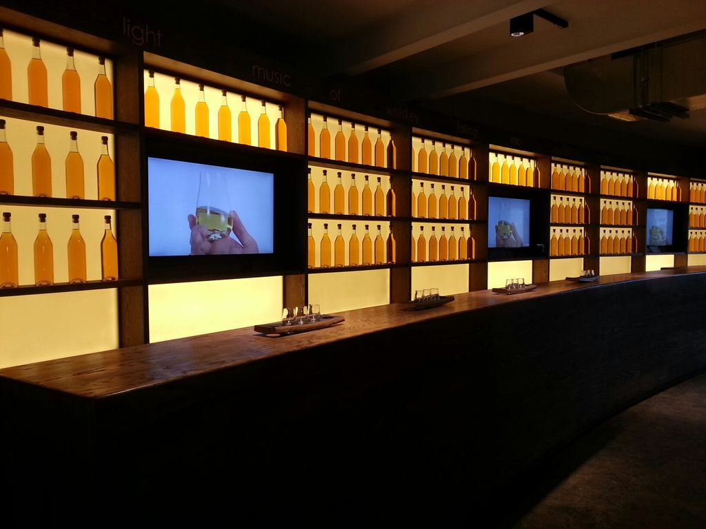 Whiskey Tour: Museo del Whisky Irlandese